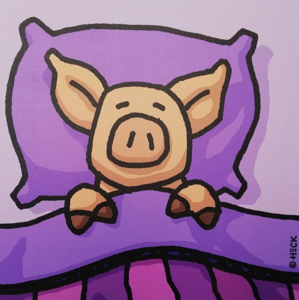 Ed Heck Editionen: Pig In A Blanket