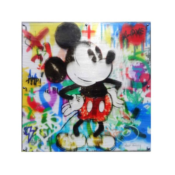 Paul Thierry: Mickey - Love