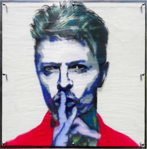 Paul Thierry: David Bowie